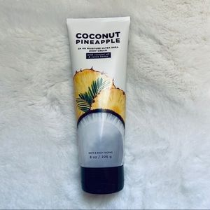 Coconut pineapple lotion